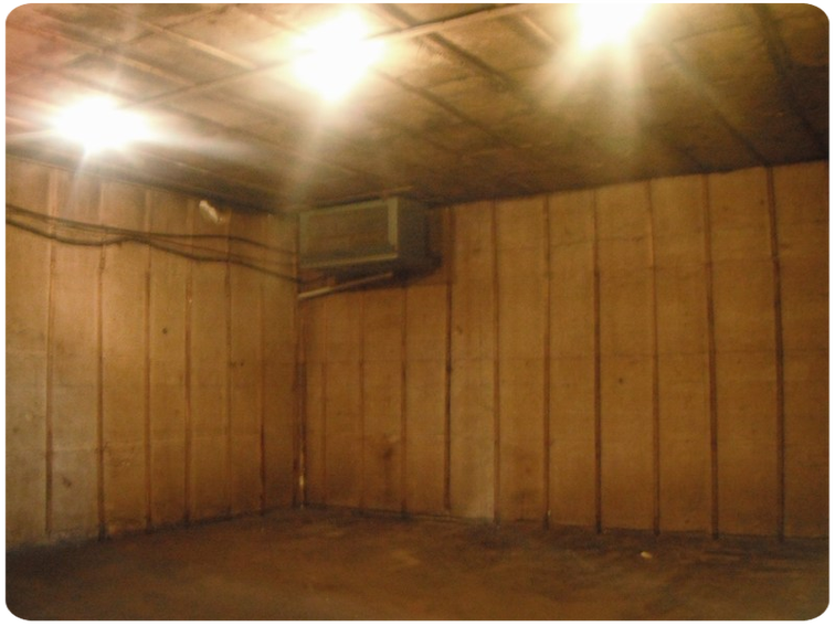 Cool Room Insulation Spray Foam Insulation Thermal